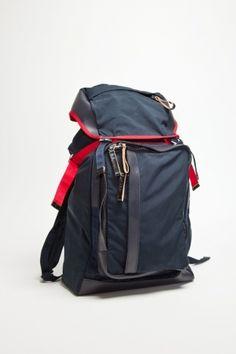 Marni Navy Backpack, great for weekend getaways!