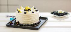 Blaubeere Zitronentorte Cake, Desserts, Food, Oven, Food Food, Simple, Recipies, Tailgate Desserts, Kuchen