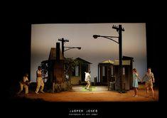 Jasper Jones, Gothic Theater, Drama Stage, Image