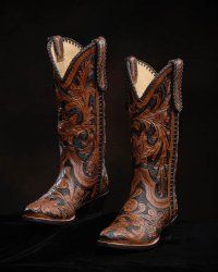 2e497b76b76 11 Best Leddy Vaquero Boots images in 2012   Cowboy boots, Cowgirl ...