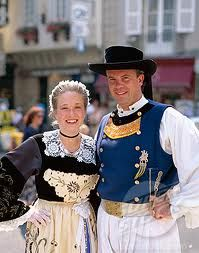 Traditional Dress Of France   - Explore the World with Travel Nerd Nici, one Country at a Time. http://TravelNerdNici.com