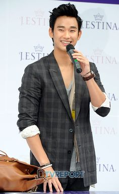 [June 10th 2012] Kim Soo Hyun (김수현) on J.ESTINA Fan Signing Event at Lotte Department Store (Jamsil Branch) #124 #KimSooHyun #SooHyun #JESTINA