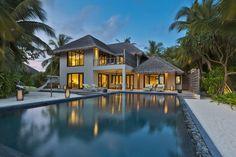 Dusit Thani Maldives Impresionantemente situado en ... | Alojamiento de lujo