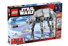LEGO ( LEGO ) Star Wars ( Star Wars ) Motorized Walking AT-AT toy block ( parallel imports ) @ niftywarehouse.com #NiftyWarehouse #Geek #Products #StarWars #Movies #Film