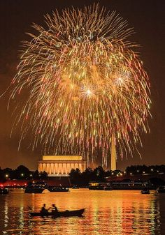Washington DC, 4th of July by beforethecoffee, via Flickr