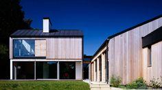 Duckett House - Contemporary Architecture   John Pardey Architects (JPA)