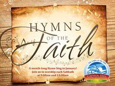 CHC Annual January Hymn Sing