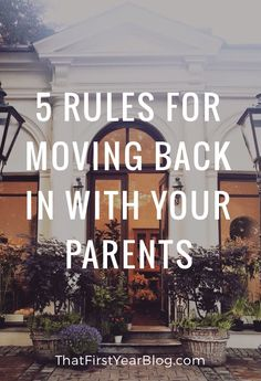 Moving home after graduation? These are the 5 rules you need to set before you move back home with your parents. Lines For Boyfriend, Quotes For Your Boyfriend, Love Quotes For Him, Moving Home, Moving Tips, Quotes About Moving On, Inspiring Quotes About Life, Moving Quotes, Roommate Rules