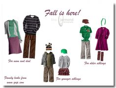 Sweet Exposure Photography: What to Wear for Fall Family Photos Fall Family Portraits, Fall Family Photos, Fall Photos, Family Pictures, Christmas Photos, Clothing Photography, Photography Ideas, Quoi Porter, Family Picture Outfits