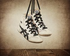 Vintage Wrestling Shoes 8x10 Photographic Art by shawnstpeter, $20.00