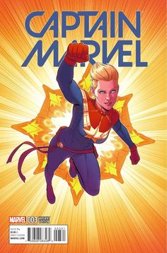 Preview: Captain Marvel #3, Story: Tara Butters & Michele Fazekas Art: Kris Anka Covers: Kris Anka, Emanuela Lupacchino & Jamie McKelvie Publisher: Marvel Publication...,  #All-Comic #All-ComicPreviews #CaptainMarvel #Comics #EmanuelaLupacchino #jamiemckelvie #KrisAnka #Marvel #MicheleFazekas #previews #TaraButters