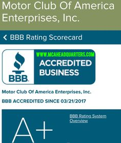 Yes the company I work for from home has an A+ Rating! Visit me today at MCAHEADQUARTERS.com to learn how you can make $240++ Daily