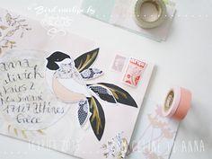 Bohème Circus: Behind the envelopes #snailmail #mailart #happymail