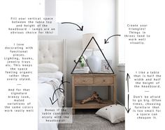 May 2020 - Styling Bedside Table Bedside Table Styling, Bedside Table Decor, Bedside Tables, Bedside Table Inspiration, Console Table With Mirror, Best Bedside Lamps, Bedside Table Organization, Bedside Table Makeover, Home Decor