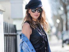 Come scegliere il cappello in base alla forma del viso | Donna Moderna Love Hat, Hats, Shape, Hat, Hipster Hat