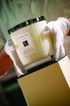 So this huge Jo Malone candle is $400+ at Nordstrom but the eucalyptus scent is soooo refreshing!!! May be worth it for VERY special occasions.