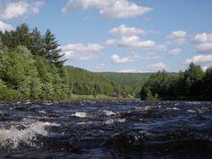 Dead River, Maine.