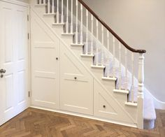 homedecor stairs The Amazing Under Stair Storage Ideas To Maximize The Space in Your House and Shelves Under Stairs, Staircase Storage, Under Stairs Cupboard, Stair Storage, Staircase Design, Modern Staircase, Closet Storage, Interior Stairs, Interior Design Living Room