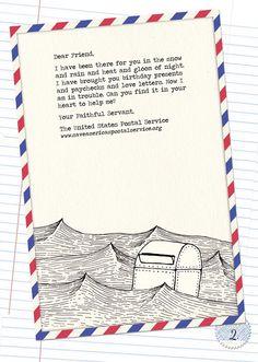 Save the Postal Service!