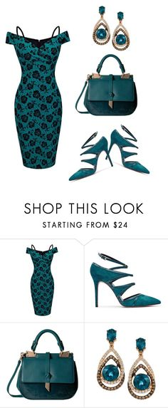 """""""Untitled #1660"""" by twil24 ❤ liked on Polyvore featuring Odin, Foley + Corinna and LE VIAN"""