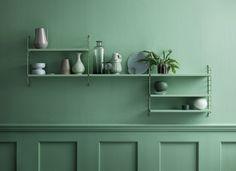 string pocket green de string furniture | Architonic