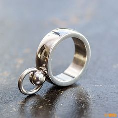 The ring is a special finger ring that has been an identifying symbol for BDSM since the It is named after the ring worn by the protagonist O in the c. Ring Der O, O Ring, Story Of O, Ring Finger, Erotica, Gemstone Rings, Rings For Men, Silver Rings, Wedding Rings