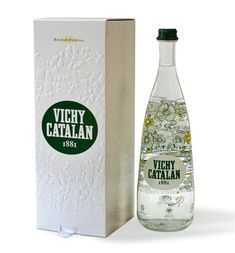 Vichy Catalan - I got a bottle of the sparkling version of this at Di Bruno Bros the other day. My muscles were cramping in my back like crazy. 1L later, everything went away. The taste is reminiscent of sparkling Mediterranean Sea water. I.e: It's relatively salty, but very refreshing!
