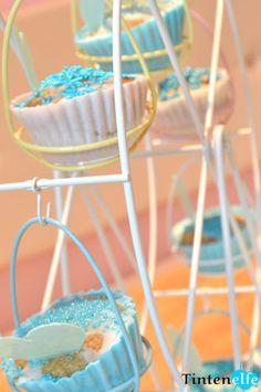 Tintenelfe.de - Tintenelfes Blog - Apfelmuffins mit Zimt und Muskat #muffins #apfel #apple #zimt #cinnamon