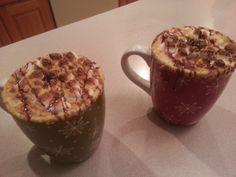 Smore hot chocolate