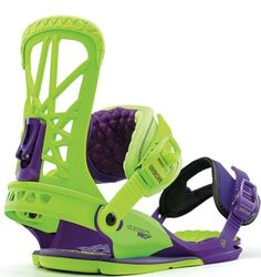 Union Contact Pro In Lime/Purp