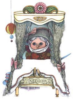 .Berková Dagmar «Louskáček a Myší král»