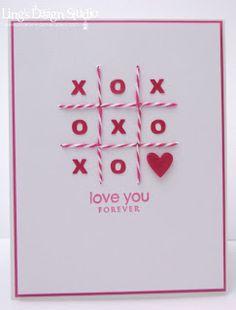 Ling's Design Studio: Happy Valentine's Day