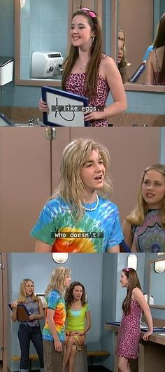Totally Kyle & Deb= Perfect match. The Amanda show