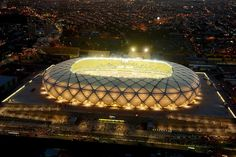 Stunning Stadiums of the 2014 World Cup