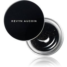 Kevyn Aucoin Women's Exotique Diamond Eye Gloss (135 ILS) ❤ liked on Polyvore featuring beauty products, makeup, lip makeup, lip gloss, beauty, black, glossier lip gloss, lip shine, lip gloss makeup and kevyn aucoin