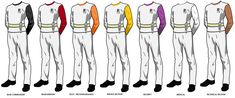 Space:1999 uniforms - yep I was bored today :)