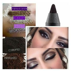 Here is some of younique makeup eyeshadow! I absolutely love it! You can check it out here: https://www.youniqueproducts.com/MeghanBobbitt/party/5462720/view