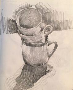 #sketchbook #drawing #pencil #graphite #sketch by Sarah Sedwick 1.4.16