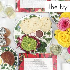 The Ivy | Guide to Los Angeles | www.HustleAndHalcyon.com