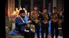 2. Abdülhamid'in Fransa Sefirine Verdiği Ayar  Hz. Muhammed (s.a.v) e Ha...