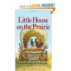 Love all of the Little House books