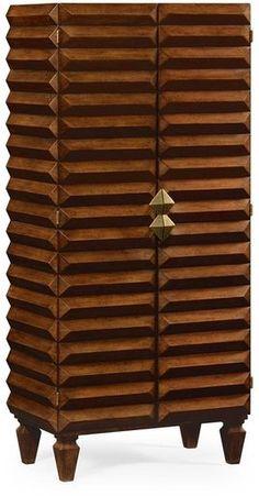 Haberdashery Cabinet JONATHAN CHARLES CAMDEN Art Deco Deco/Mid-Century M JC-2832