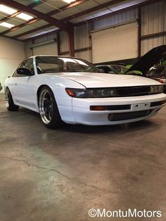 1992 Nissan Silvia IN-STOCK. #montumotors -- Visit our website for more details.