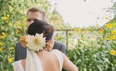 Verbena Floral Design Verbena, Brides And Bridesmaids, Bride Hairstyles, British Columbia, Her Hair, Real Weddings, Floral Design, Victoria British, Wedding Dresses