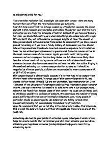 good argumentative essay