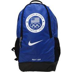 USA Olympics Nike Royal Blue Team Training Backpack