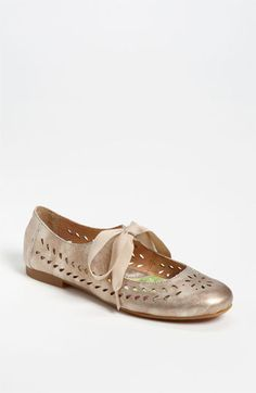 I'm getting these for Valentine's Day. I can't wait. Born shoes are so comfortable.  Børn 'Jerrica' Flat available at #Nordstrom