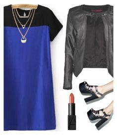 """""""URPARADISE."""" by fairouze on Polyvore featuring Boohoo, ROC, NARS Cosmetics and Jules Smith"""