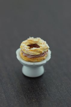 1:12 Scale Dollhouse Miniature pastry
