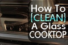 Download my FREE kitchen cleaning e-checklist and clean your kitchen to perfection!   See how I cleaned the impossible glass cooktop See how I cleaned the hard water buildup off the sho…
